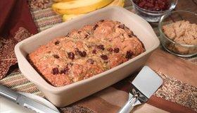 "6003 Stone Bakeware Bread/meat Loaf Baker Pan 5 1/2"" X 9"" (rada Cutlery)"