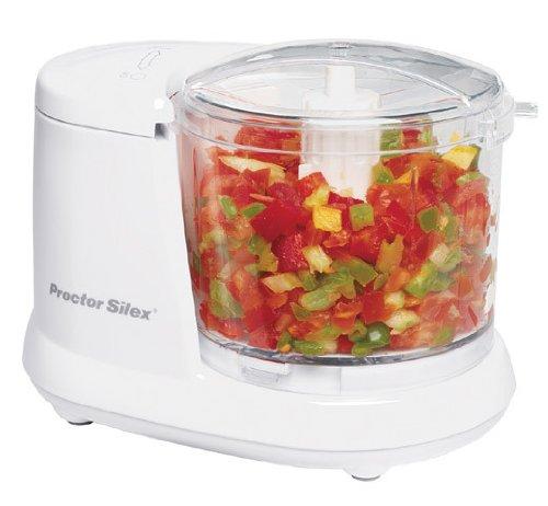 Proctor Silex 72500ry 1-1/2-cup Food Chopper