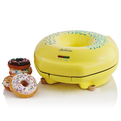 Sunbeam Fpsbdml920 Donut Maker, Yellow