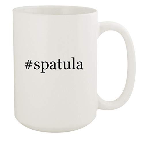 spatula - 15oz Hashtag White Ceramic Coffee Mug