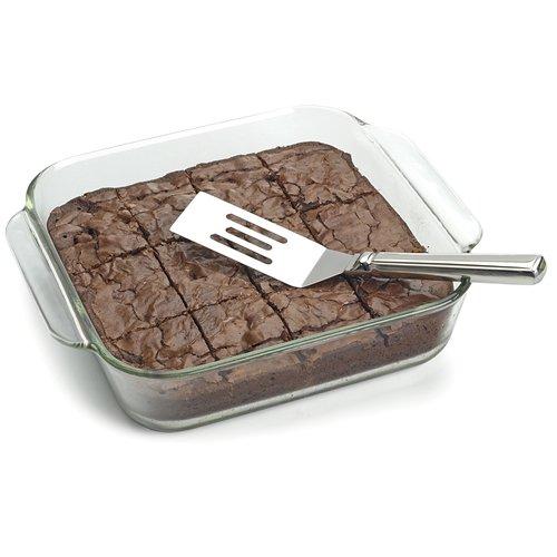 Anne Marie's 18/8 Stainless Steel Brownie Spatula