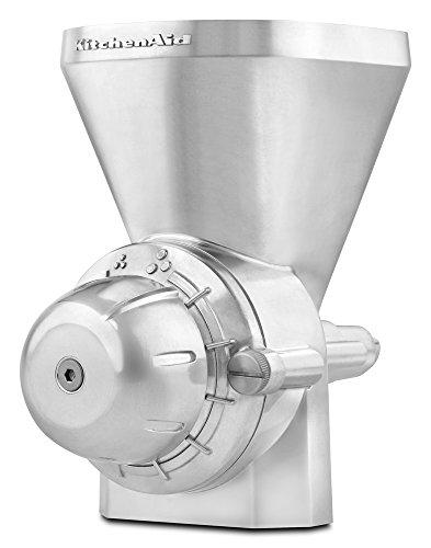 Kitchenaid Kgm Stand-mixer Grain-mill Attachment