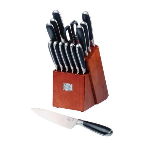Chicago Cutlery Belden 15-piece Block Knife Set