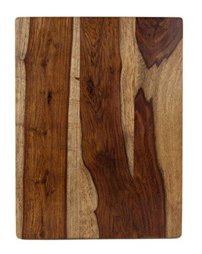 Architec Gripperwood Gourmet Sheesham Cutting Board, 10 By 15-inch