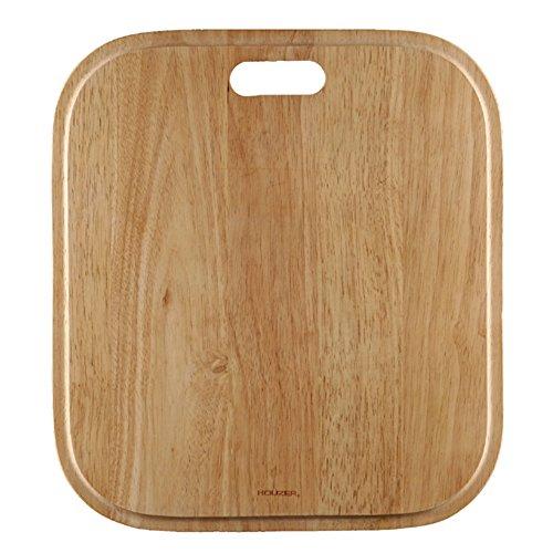 Houzer CB-3100 Endura Hardwood 15-Inch by 1675 Inch Cutting Board