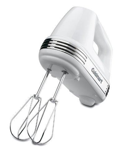 Cuisinart HM-70 Power Advantage 7-Speed Hand Mixer Silver