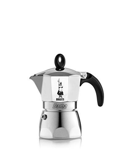 Bialetti Dama Stovetop Coffee Maker 9-Cups  Italian Import
