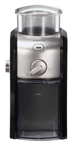 KRUPS 1500813240 GVX212 Coffee Grinder 1 Black and Metal