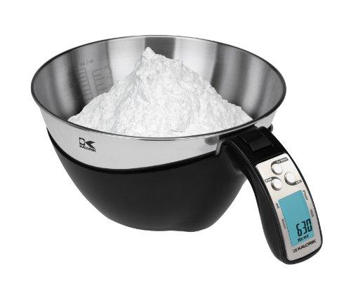 Kalorik Eks 39724 Bk Isense Food Measuring Cup, Black