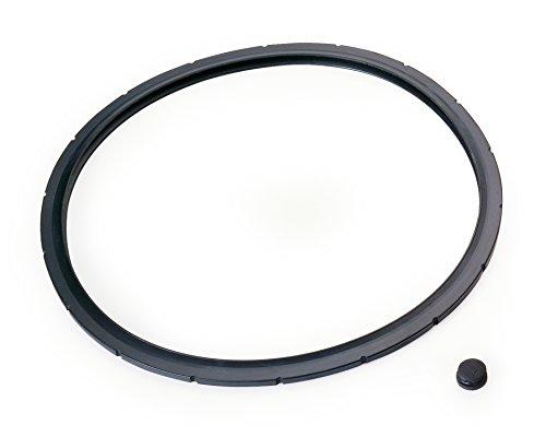 Presto 09936 Pressure Cooker Sealing RingOverpressure Plug Pack
