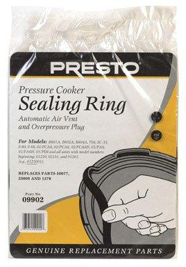 Presto Pressure Cooker Sealing Ring 09902