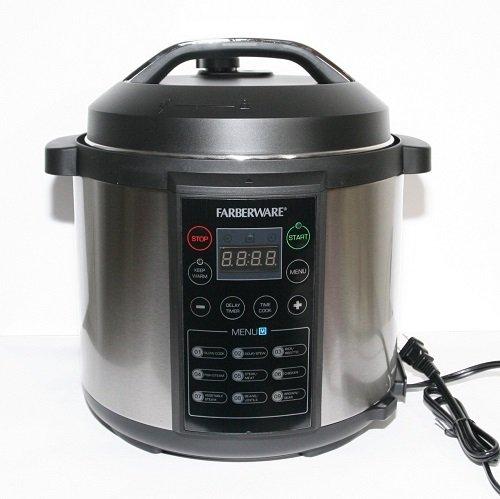 farberware 7-1 programmable pressure cooker