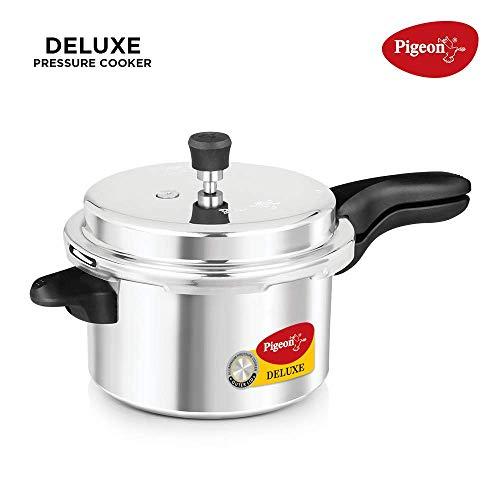 Pigeon Deluxe Aluminium Pressure Cooker 5 Litres