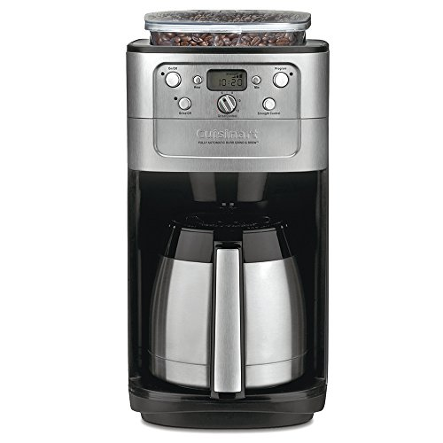 Cuisinart DGB-900BC Grind Brew Thermal 12-Cup Automatic Coffeemaker