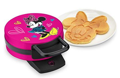 Disney DMG-31 Minnie Mouse Waffle Maker Pink