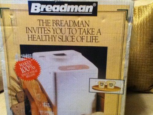 Breadman TR441 Automatic Bread Maker