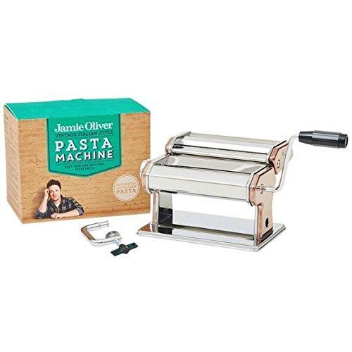 Jamie Oliver Stainless Steel Pasta Machine Copper