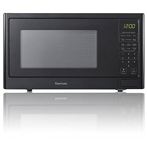 Kenmore 09 cu ft Countertop Microwave Oven - Black