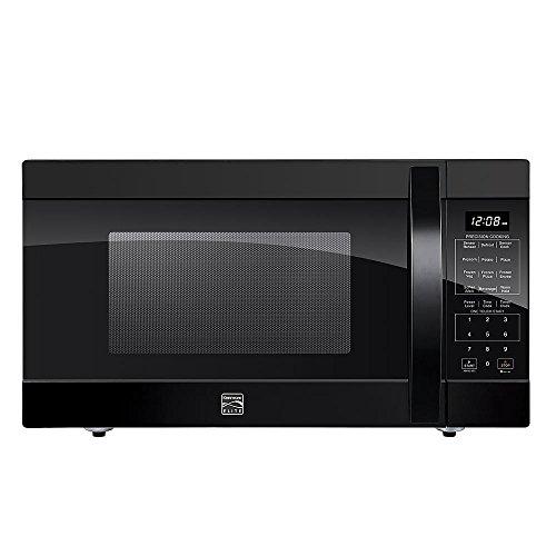 Kenmore Elite 22 cu ft Counter Top Microwave Oven w Inverter - Black 79399