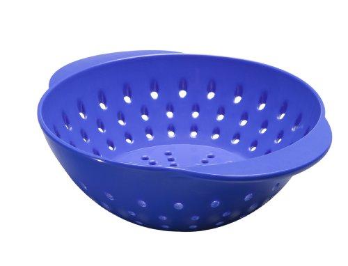 Tovolo Mini Melamine Berry Colander - Blue