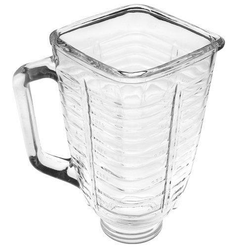 Home N Kitchenware Collection Blender Glass Jar 125 Liter 40 oz Compatible with Oster Blenders
