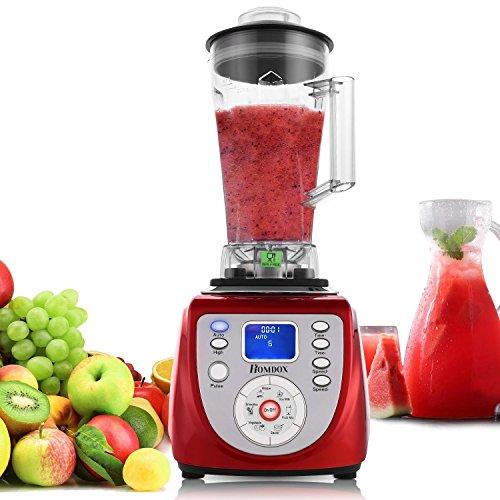 Smoothie Blender Food Fruit Blender High Speed Blender 30500RPM with 2L High-powered Glass Jar