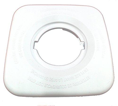 Sunbeam  Oster Blender Jar Cover White 056683-001-805