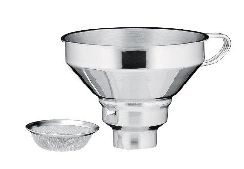Kuchenprofi 18/10 Stainless Steel Funnel With Filter