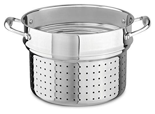 Kitchenaid Kcs80pist 18/10 Stainless Steel Pasta Insert Cookware - Stainless Steel