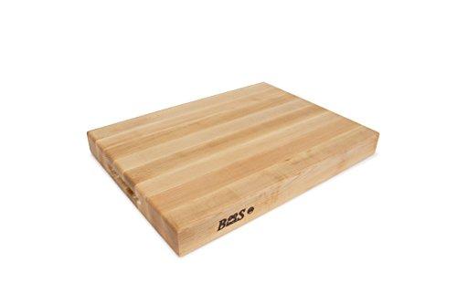 John Boos RA02 Maple Wood Edge Grain Reversible Cutting Board 20 Inches x 15 Inches x 225 Inches