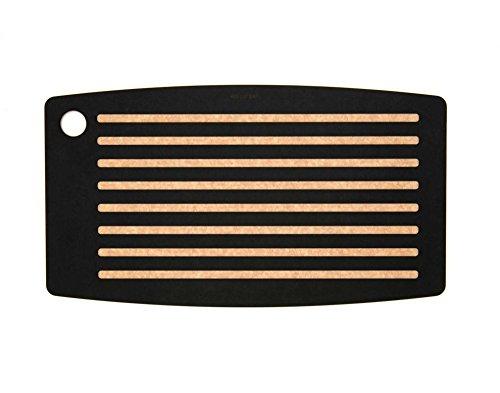 Epicurean Bread Board Series Cutting Board 18-Inch by 10-Inch SlateNatural