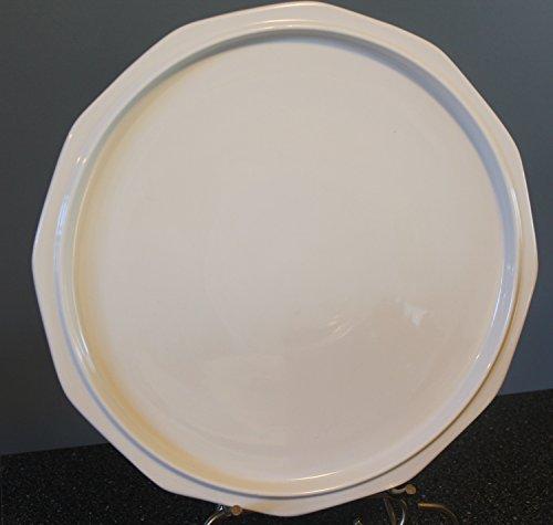 PFALTZGRAFF Heritage White 12 Chop PlateRound Platter