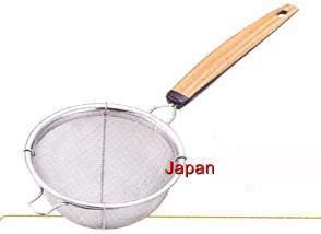 JapanBargain  Stainless Steel Tea Strainer with Handle