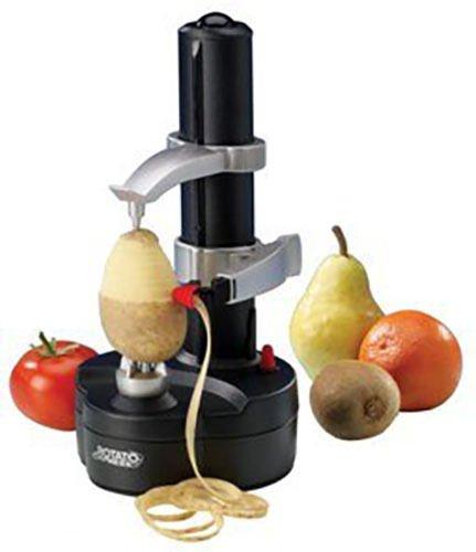 Starfrit Rotato Express Electric Peeler Fruit Vegetable Apple Potato Tomato NEW