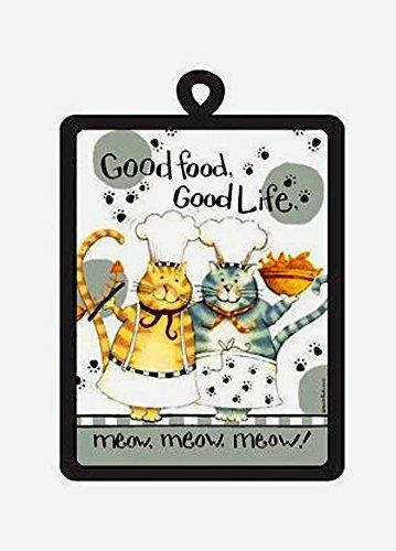 Kay Dee R2632 Happy Cat Potholder by Kay Dee