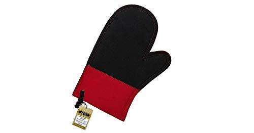 BELLA Tabletops Unlimited Neoprene Oven Mitt - Red Black