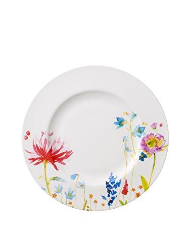 Villeroy Boch Anmut Flowers Dinner Plate
