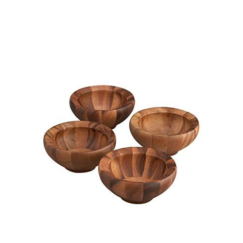 Nambè Yaro Individual Salad Bowl Set of 4