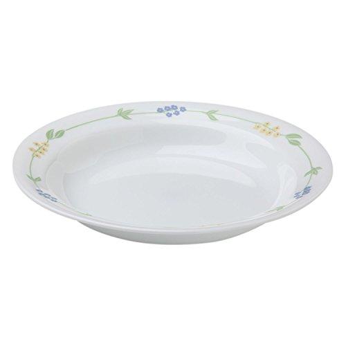 Corelle Livingware Secret Garden 15 Ounce Soup  Salad Bowl Set of 4