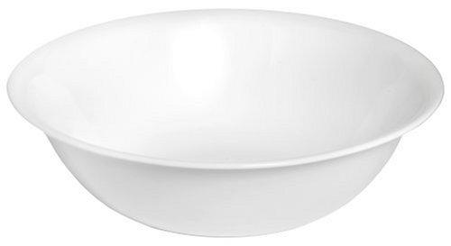 Corelle Livingware 2-Quart Serving Bowl Winter Frost White