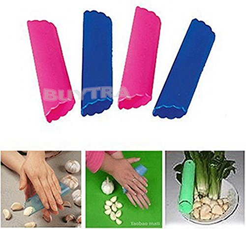 Buytra Silicone Garlic Peeler Peel Easy Kitchen Tool [office Product]