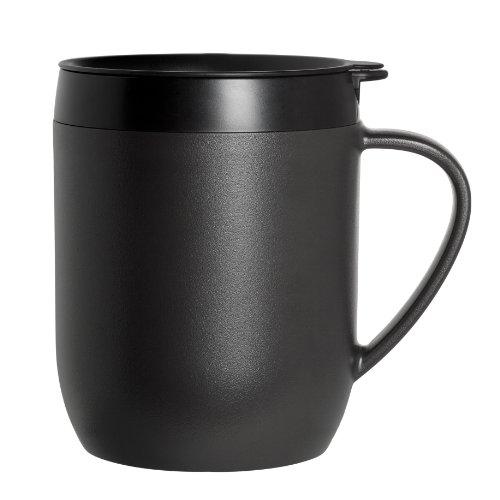 ZYLISS Travel French Press and Coffee and Tea Mug Single Serve