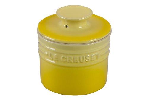 Le Creuset Stoneware Butter Crock 6-Ounce Soleil
