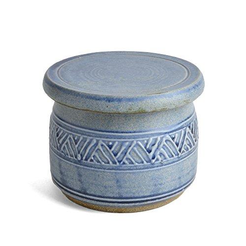 The Potters LTD French Butter Keeper Vintage Denim