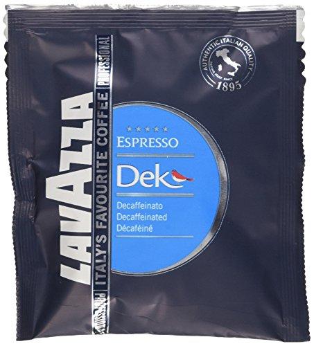 Lavazza Dek Decaf Espresso Pods 18 Box