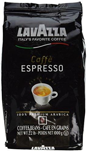 Lavazza Caffe Espresso Whole Bean Coffee Blend Medium Roast 22-Pound Bag