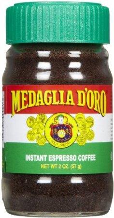 Medaglia DOro Instant Espresso Coffee 2 Ounce