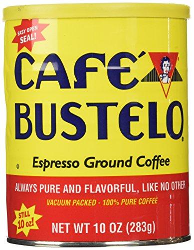 Café Bustelo Coffee Espresso Ground Coffee 10 Ounces