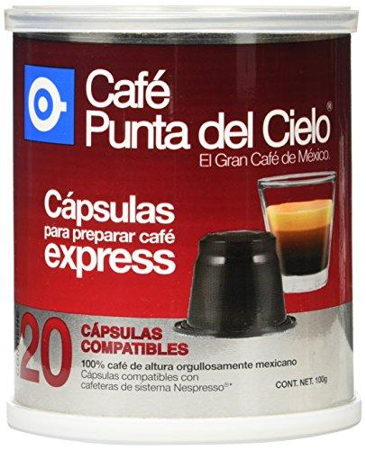 Nespresso Compatible Espresso Coffee Capsules Can of 20 Capsules