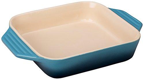 Le Creuset Stoneware 22 qt 95 Square Dish - Marine